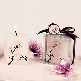 Beter Gifts Bridesmaids / Bachelorette Recipient Gifts - Japanese Sakura Candle DIY Wedding Party Favors 5206028