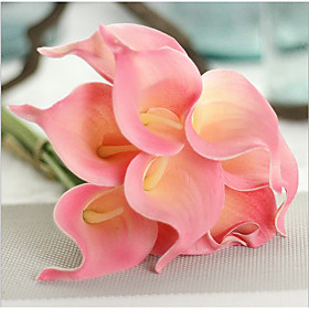 Wedding Flowers Free-form Peonies Decorations Party/ Evening Polyester