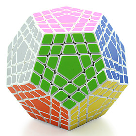 Rubik's Cube Shengshou Megaminx 555 Smooth Speed Cube Magic Cube Puzzle Cube Professional Level Speed Competition Gift Classic 5146295
