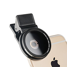 zomei 37mm Gradientfilter Clip iphone Linse fur iPhone \/ Android-Smartphone-Kamera
