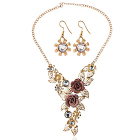 Jewelry Set Women's Anniversary / Wedding / Birthday / Gift / Party / Special Occasion Jewelry Sets 5178445