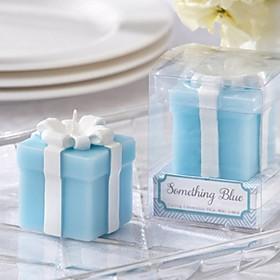 Something Blue Wedding Gift Candle 10box/lot 5770972