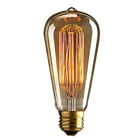 лампы накаливания ретро старинные промышленного накаливания 40w
