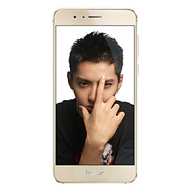 Huawei Honor 8 5.2 Android 6.0 4G Smartphone (Dual - SIM Octa Core 12 MP 3GB 32 GB Gold \/ Wei)
