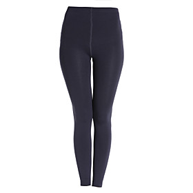 Women's Solid Black/Wine/Grey Bodycon Slimming Stretchy Leggings 811325