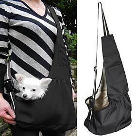 Cat Dog Carrier Travel Backpack Shoulder Bag Pet Baskets Portable Green Blue Stripe Red/white White/blue For Pets