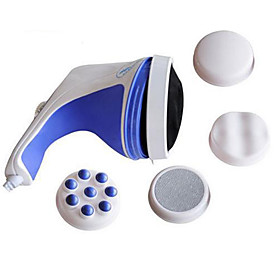 1 Set Relax Tone Push Grease Machine Massager Multi-purpose Grease Machine Outside The CVT Dissolve Fat Thin Body 5249405