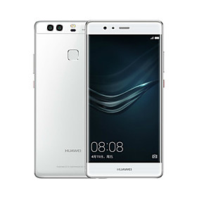 HUAWEI P9 Plus 5.5 Android 6.0 4G Smartphone (Dual - SIM Octa Core 12 MP 4GB 64 GB Grau \/ Gold \/ Wei)