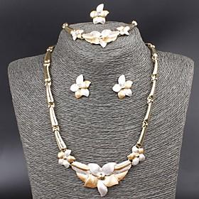 Schmuck Halsketten \/ Ohrringe \/ Ringe \/ ArmbandHalskette \/ Armband \/ Halskette \/ Ohrringe \/ Ohrringe \/ Armband \/ Braut-Schmuck-Sets \/