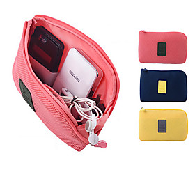 Passport Holder  ID Holder Earphone Holder / Cable Winder Travel Luggage Organizer / Packing Organizer Waterproof Portable Dust Proof
