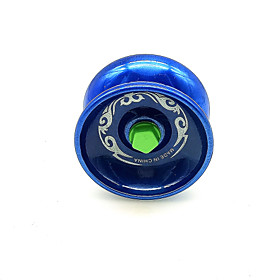 yoyo leisure Hobby / professioneel niveau Cirkelvormig Metaal Ivoor / Grijs / Bruin Voor kinderen