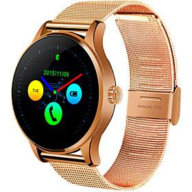Smart Watch Touchscreen Herzschlagmonitor Schrittzahler Distanz Messung Anti Lost Langes Standby Sport Aktivitatentracker Schlaf Tracker
