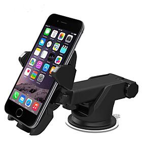 Auto Windschutzscheibe \/ Armaturenbrett Universal-Smartphone Halterung Autohalterung fur iPhone \/ Android-schwarz