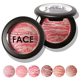 FOCALLURE 6 Colors Makeup Baked Blush