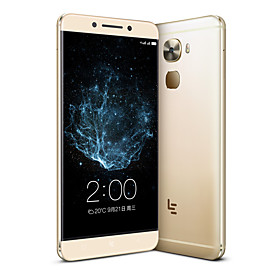 Letv pro 3 5.5 Android 6.0 4G Smartphone ( Dual - SIM Quad Core 16MP 6GB 64 GB Gold )
