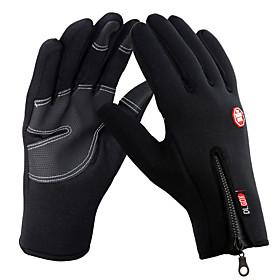 Ski Gloves Winter Gloves Gloves Men's Women's Waterproof Full-finger Gloves Keep Warm Warm Well-ventilated Waterproof Windproof Wearproof 764442