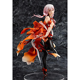 Anime Action Figures Inspired by Guilty Crown Inori Yuzuriha PVC 20 CM Model Toys Doll Toy 5332063