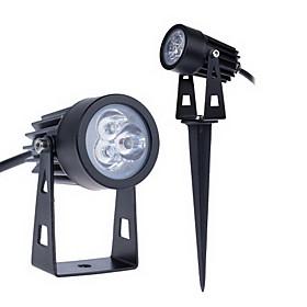 9W Mini Led Spot Flood Light Outdoor Garden Lawn Landscape Path Yard Lamp Bulbs