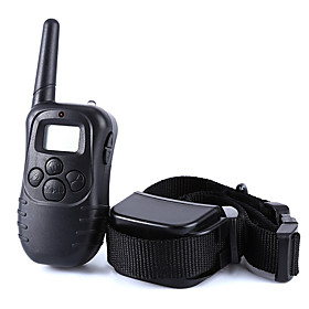 300m Remote Control Pet Dog Training Repeller Puppy Barking Stop Device Set