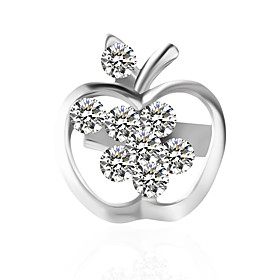 Women's Brooches - Personalized, Stylish Brooch Silver For Wedding / Dailywear