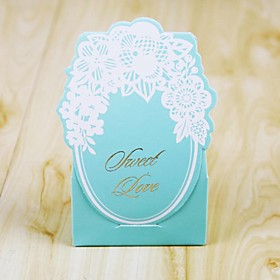 Sweet Wedding gift 12 Piece/Set Favor Holder-Creative Card Paper Favor Boxes / Favor Bags / Gift Boxes