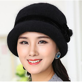Women's Beanie / Slouchy - Solid Color Modern Style 5385500