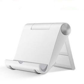 Bed / Desk Universal / Mobile Phone / Tablet Mount Stand Holder Adjustable Stand Universal / Mobile Phone / Tablet Plastic Holder
