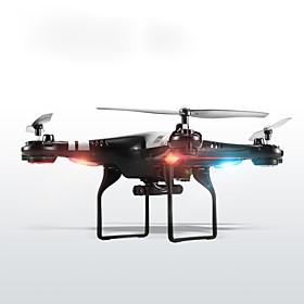 Drone Lishi TOY SH5W 4-kanaals 6 AS 2.4G Met camera RC quadcopterFPV / LED-verlichting / Terugkeer Via 1 Toets / Headless-modus / 360