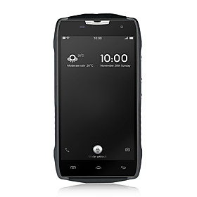 DOOGEE T5S 5.0  Android 6.0 4G Smartphone (Dual SIM Quad Core 8 MP 2GB  16 GB Black)