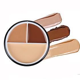Concealer/Contour Powder Long Lasting / Concealer / Uneven Skin Tone / Natural Face Clever Cat 3 Color