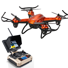 Drone JJRC H32GH 4-kanaals 6 AS 5.8G RC quadcopterLED-verlichting / Terugkeer Via 1 Toets / Auto-Takeoff / Failsafe / Headless-modus /