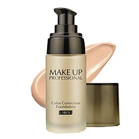 Concealer/Contour Liquid Long Lasting / Concealer / Uneven Skin Tone / Natural Face LAIKOU Deep Skin Color