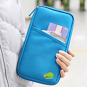 Travel Wallet Passport Holder  ID Holder Travel Passport Wallet Credit Card Protector Waterproof Portable Dust Proof Travel Storage 5329829