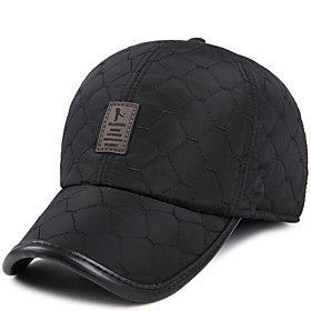 Cap Baseball Cap Cap Outdoor Sports Leisure Boom Warm / Comfortable  BaseballSports