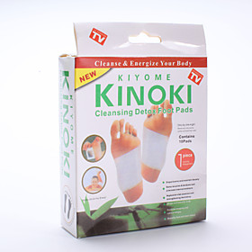 Cleansing Detox Foot Pads (10pads)