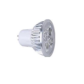 ZZDM GU5.3/GU10 5W 350-400LM AC110V/220V Dimmable Warm/Natural/Cold White LED Spot Light