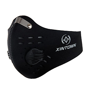 Sports Mask Pollution Protection Mask Climbing Exercise  Fitness Cycling / Bike Bike / Cycling Waterproof Windproof Breathable 1 pc Winter Classic Fashion Nylo