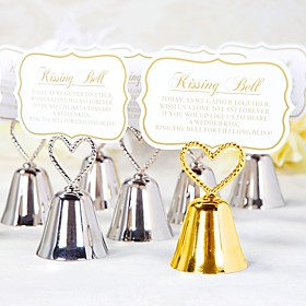 Kissing Bell Place Card / Photo Holder / Escort Card / Wedding Party Table Decoration without Blank Cards 5392103