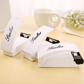 Vacuum Food Sealer Mini Portable Heat Sealing Machine Impulse bag Sealer Seal Machine