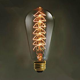 E27 40W ST64 Tree Creative Edison Light Source High Quality