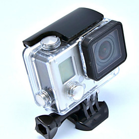 Accessories For GoPro,Smooth Frame Protective Case Waterproof Housing Mount/Holder Waterproof, For-Action Camera,Gopro Hero 3 Gopro Hero