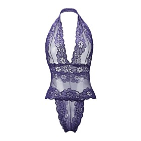 New Fashion Women's  Suits Ultra Sexy SM Eros Nightwear Lace 5066677