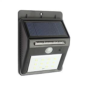 12 LED Outdoor Solar Powered Wireless Waterproof Security Motion Sensor Light Night Lights
