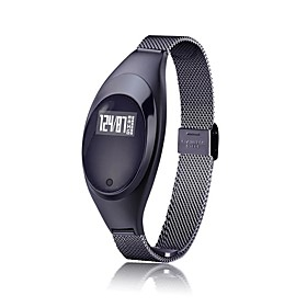 Women's Smart band Z18 Bracelet Blood Pressure Heart RateSleep Monitor Pedometer Bluetooth Smartband for IOS Android AIWATCH