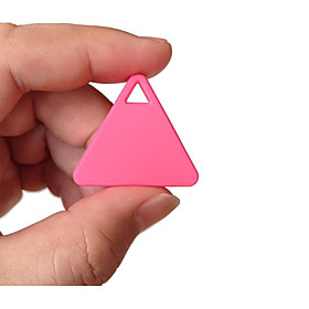 Bluetooth Tracker Plast Nøgle Selvudløser Nøglefinder Pet Anti Lost Nøglefinder Selvudløsercontroller Anti Lost Placeringsoptegnelse One