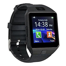 DZ09 Bluetooth Smartwatch Touch Screen Card Positioning and Photo Intelligent Reminder For Android and ios