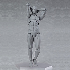 Display Model Posable Art Mannequin Model Building Kit Art Supplies Fun Artistic Classical Classic High Quality Boys' Gift 5569223
