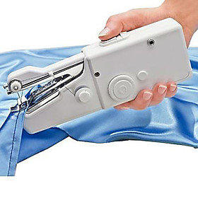 New Portable Household Handy Stitch Electric Mini Handheld Sewing Machine