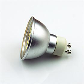 3W GU10 LED Spotlight 30 SMD 5050 280 lm Warm White Cool White Decorative AC 12 V 1 pcs 5637410