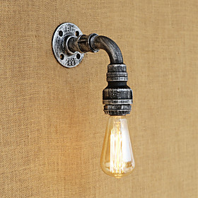 AC 110-130 40W E26/E27 Country Retro Vintage Painting Feature for Mini Style Bulb IncludedAmbient Light Wall Sconces Wall Light